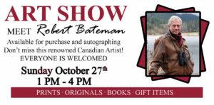 robert bateman artshow