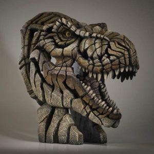 T-Rex Edge Sculptures by Matt Buckley