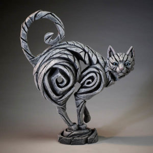 Cat - Edge Sculptures by Matt Buckley