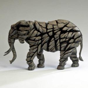 Elephant - Edge Sculptures by Matt Buckley