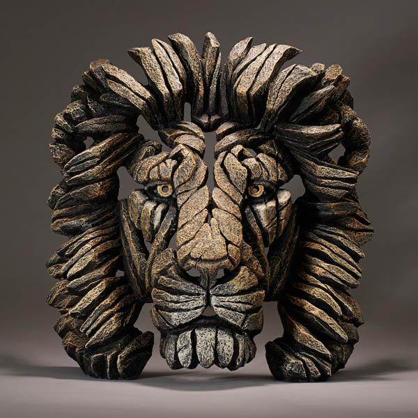 Lion - Edge Sculptures by Matt Buckley