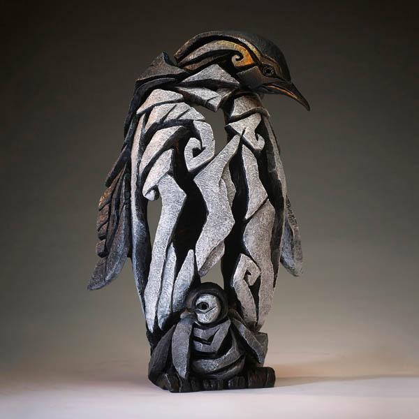Penguin - Edge Sculptures by Matt Buckley