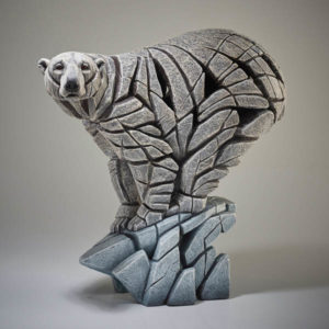 Polar Bear Edge Sculptures by Matt Buckley