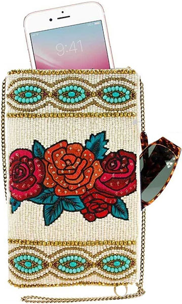 Beaded Art Wallets and Purses
